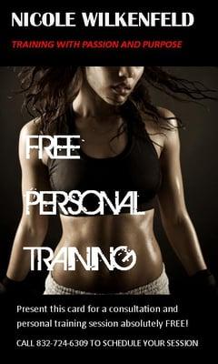 Nicole Wilkenfeld Personal Training