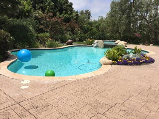 Rancho Vista Pool Services