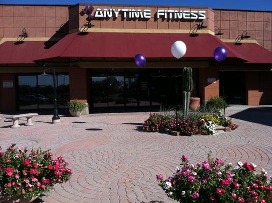 Anytime Fitness E457