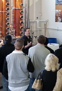 Great Lakes Distillery Tours