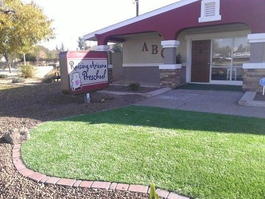 Raising Arizona Preschool