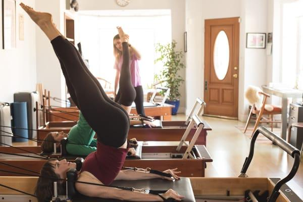 Mind & Motion, Pilates and Beyond