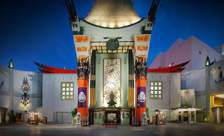 Grauman's Chinese Theatre and Chinese 6 Theatres