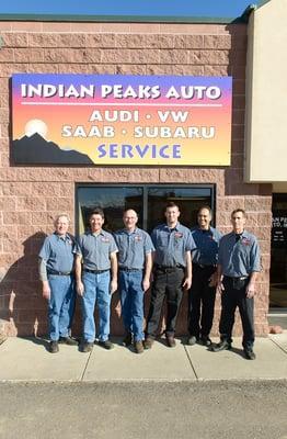 Indian Peaks Auto