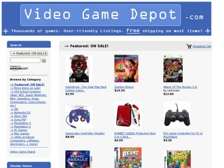 Video Game Depot