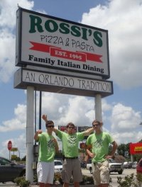 ROSSI'S PIZZA
