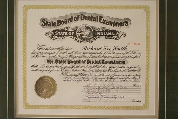Smith, Richard L, Dds - Golden Hill Dentistry