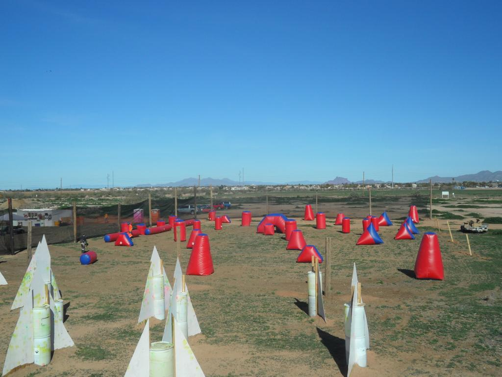 Wild West Paintball Park