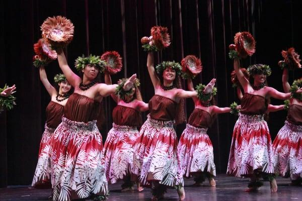 Puahi's Polynesian Dance Studio