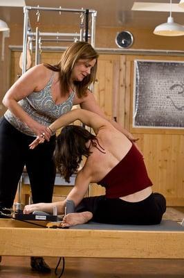 Rebalance Pilates Studio