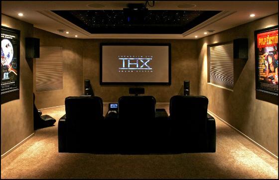 Elite Home Theater