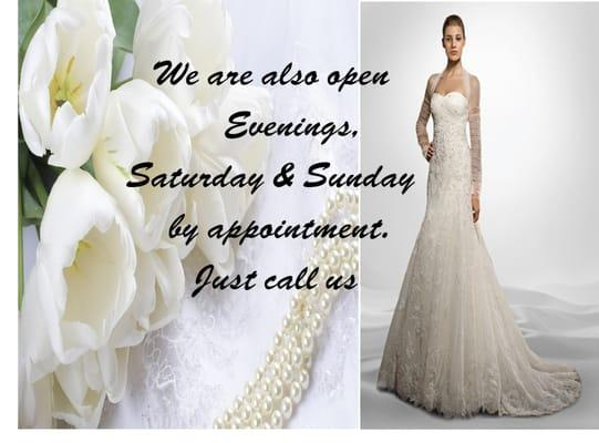 Bridal Gown Care by The Clothes Doctor