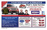 Rick's Auto Service