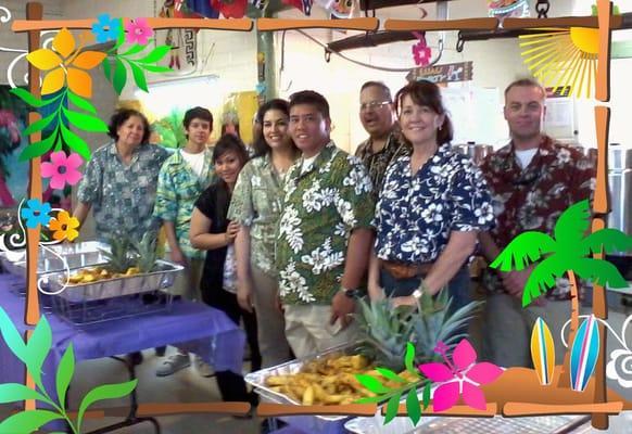 A Little Taste of Aloha