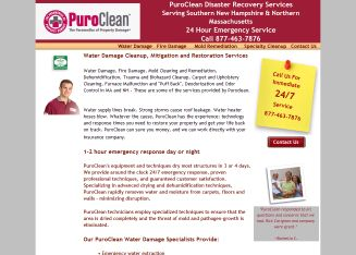 Puroclean Disaster Recovery