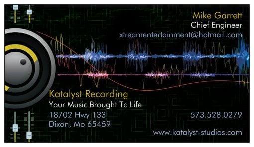 Katalyst Recording Studios