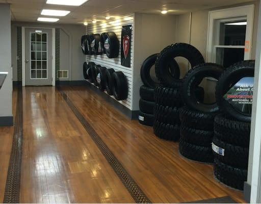 Your Next Tire