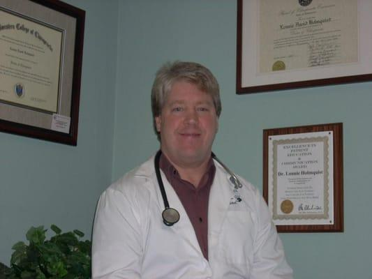 Holmquist Advanced Chiropractic