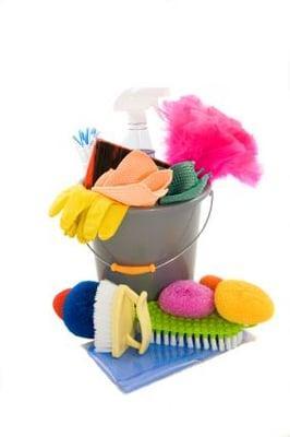 Topaz Cleaning Ladies