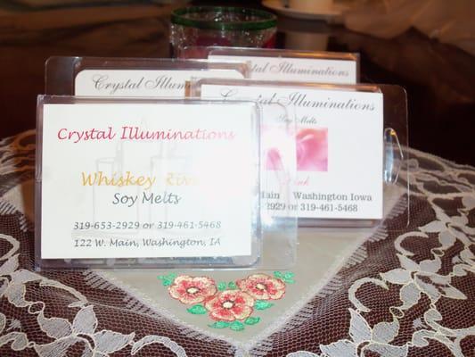 Crystal's Illuminations