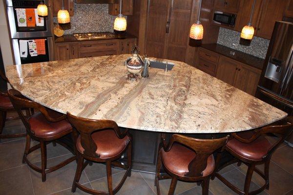 Tatanka Stone Counter Tops