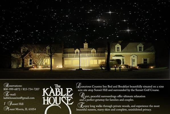 Kable House Luxurious Country Inn
