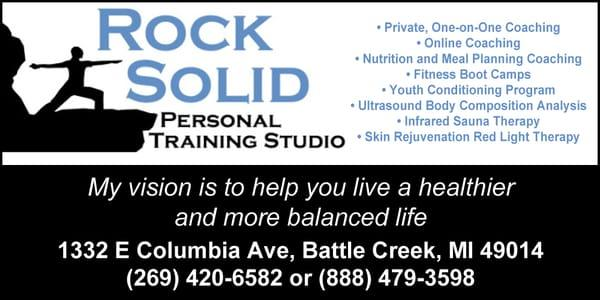 Rock Solid Personal Training Studio