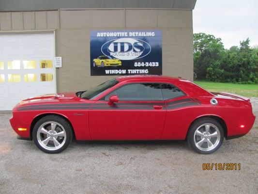 JDS Detail and Tint