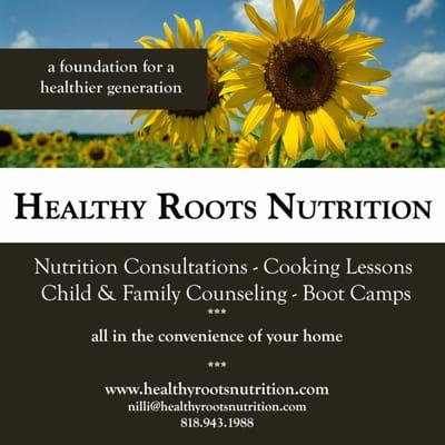 Healthy Roots Nutrition