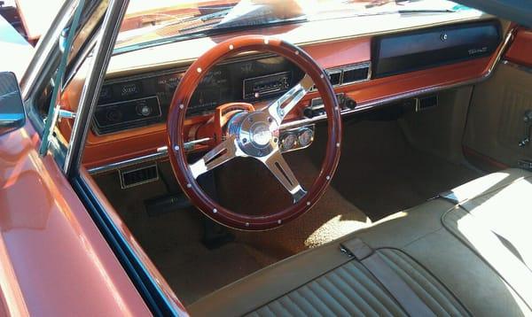 Forever Sharp Steering Wheels