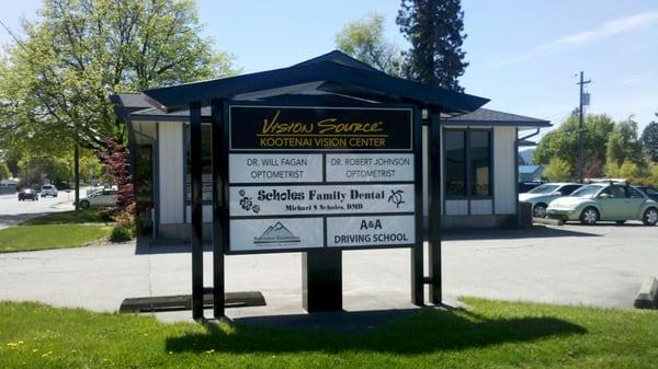 Kootenai Vision Center