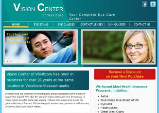 Vision Center Of Westboro