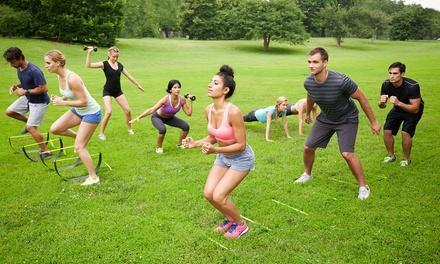 Fitness Revolution with Jill