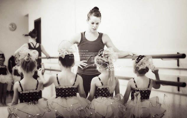 TIFFANY'S DANCE STUDIO