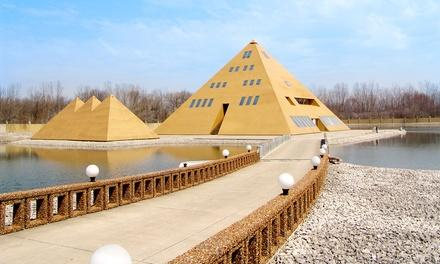 The Gold Pyramid