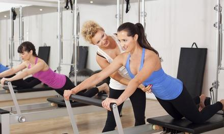 Harmony Pilates & Physical Therapy