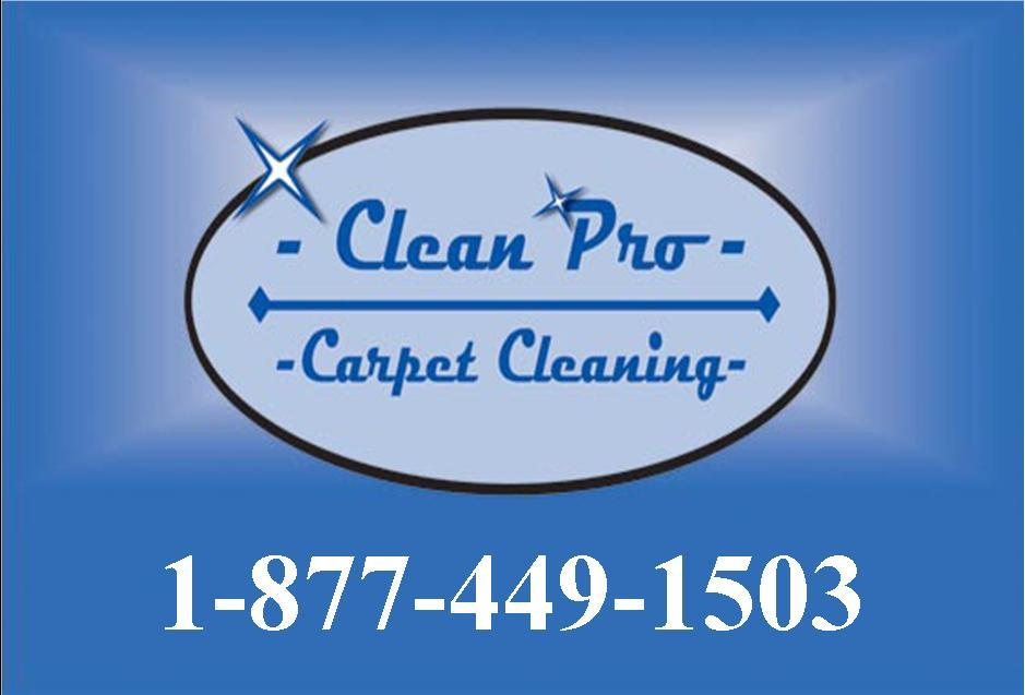 Clean Pro Carpet Cleaning