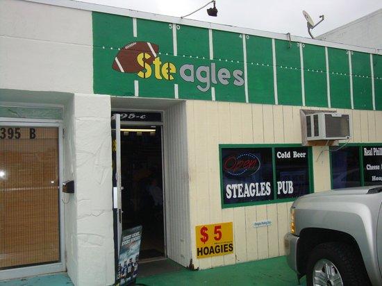 Steagles Pub