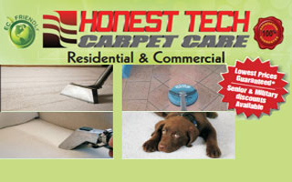 Honest Tech Carpet Care