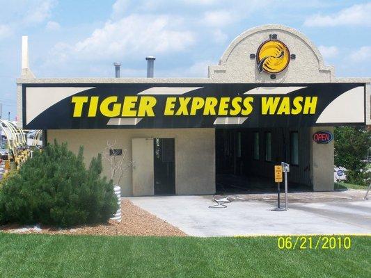 Tiger Express Wash