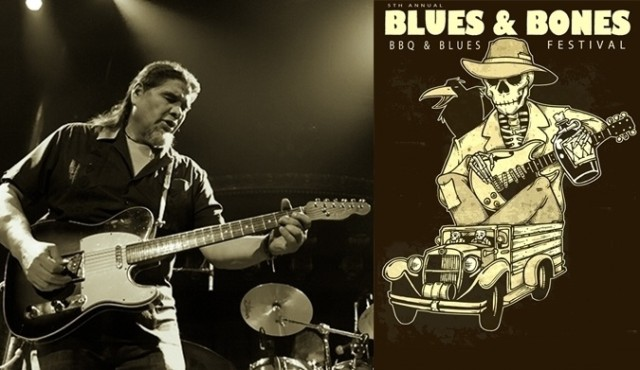 Blues and Bones Festival