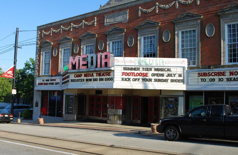 Media Theatre-Performing Arts