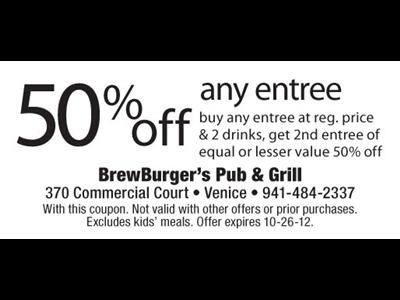 Brew Burger's Pub & Grill