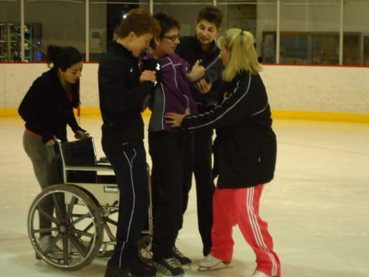 C3 Therapeutic Skating