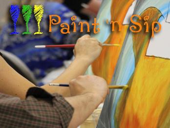 Paint 'n Sip