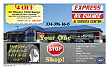 Express Oil - Eastern Bypass