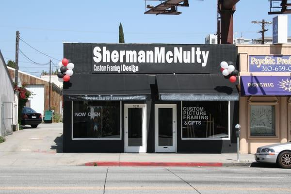 Sherman McNulty Custom Framing
