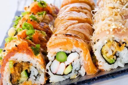 Kansaku Sushi & Sake Lounge