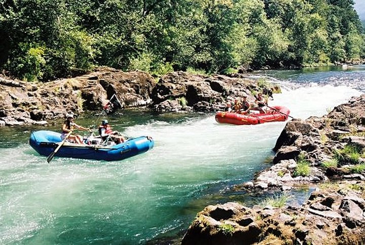North Santiam River Trips