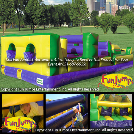 Extreme Obstacle Course